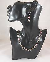 Sady šperkov - Královna v jemně oranžové - 9216831_