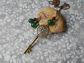 Sady šperkov - Kráľovský kľúč - 9217840_
