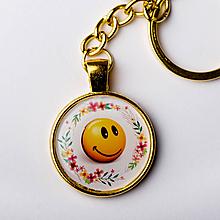 Kľúčenky - Kľúčenka (Úsmev) - 9215527_
