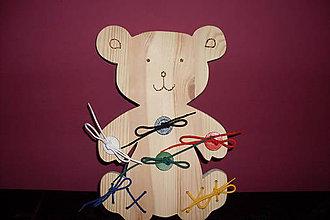Hračky - interaktívny medvedík 3 - 9217995_