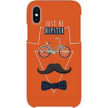 Na mobil - Kryt s motívom Hipster bike pre Apple, Huawei a Samsung - 9217450_