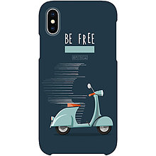 Na mobil - Kryt s motívom Hipster motorcycle pre Apple, Huawei, Samsung - 9217629_