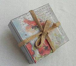Krabičky - LUXUSNÁ BONBONIERA by Sinama - MAKY - 9219727_