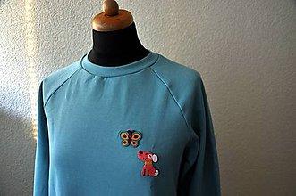 Mikiny - Teplákové šaty - 9222726_