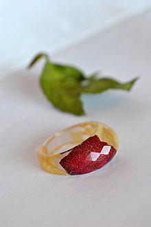 Prstene - Prsteň Ruža DUO (2372 A) - 9220815_