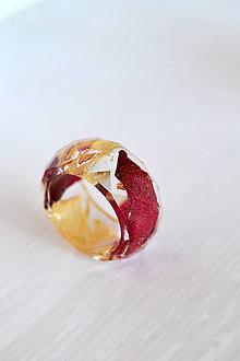 Prstene - Prsteň Ruža DUO (2373 A) - 9220854_