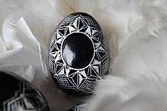 Dekorácie - čiernobiela klasika #3 (sada 3ks) - 9221477_
