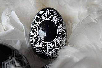 Dekorácie - čiernobiela klasika - sada 3ks - 9221477_