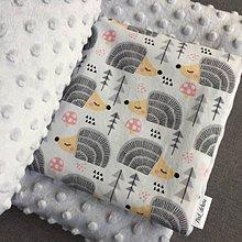 Textil - Deka ježko - 9222841_