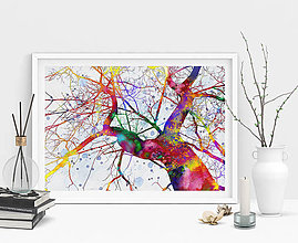 Grafika - Větve stromu - 9221867_