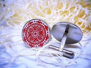 Šperky - Manžetové gombíky Matej - 9221750_