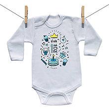 Detské oblečenie - Už mám 1 rok Chlapček - 9222418_