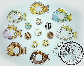 Hračky - rybky - 9223334_