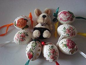 Dekorácie - Veľkonočné krasličky - 9221446_