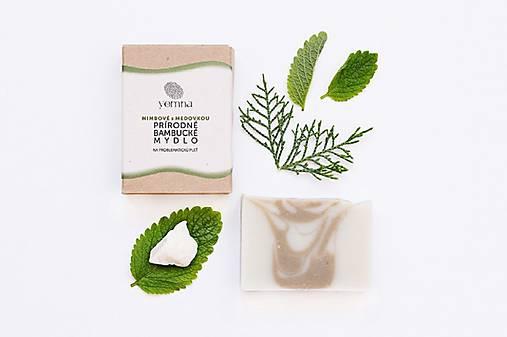 Nimba s medovkou- prírodné mydlo