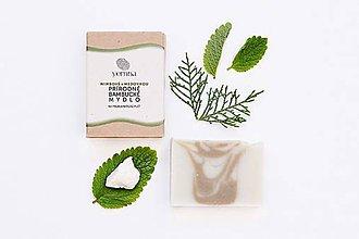 Drogéria - Nimba s medovkou- prírodné mydlo - 9223499_