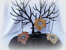 Náhrdelníky - prívesok strom šťastia... - 9224130_