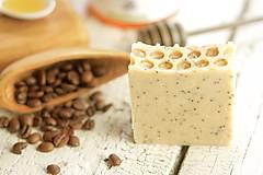 Drogéria - brazílska káva a med - prírodné mydlo - 9224300_