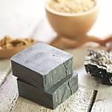 Drogéria - aktívne uhlie a včelí vosk - prírodné mydlo - 9224313_