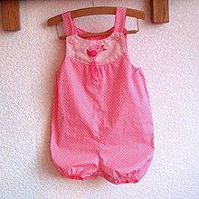 Detské oblečenie - Kraťásky - 9228173_