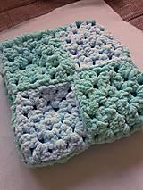 Textil - Deka štvorček - 9224107_