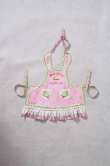 Iné oblečenie - detská zástera s muffinom - 9227573_