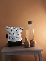 Úžitkový textil - Ušimi desiatové vrecúško - 9225001_