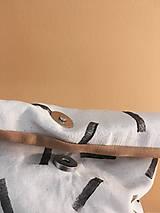 Úžitkový textil - Ušimi desiatové vrecúško - 9225005_