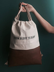 Batohy - Ušimi ruksak do mesta - 9224910_