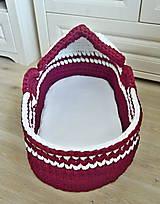Detské doplnky - hniezdo pre bábätko,zľava z 99,0€ - 9226462_
