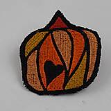 Odznaky/Brošne - Brošňa ovocie/zelenina - 9229714_