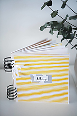 Papiernictvo - Scrapbook album na fotografie - 9233255_