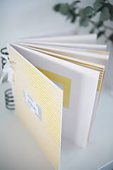Papiernictvo - Scrapbook album na fotografie - 9233258_