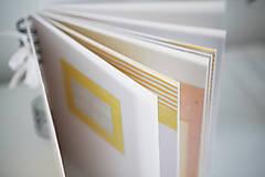 Papiernictvo - Scrapbook album na fotografie - 9233259_