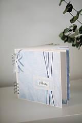 Papiernictvo - Scrapbook album na fotografie - 9233302_