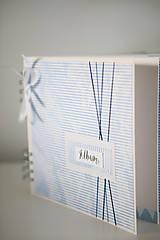 Papiernictvo - Scrapbook album na fotografie  - 9233303_