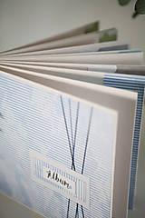 Papiernictvo - Scrapbook album na fotografie  - 9233307_