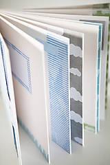 Papiernictvo - Scrapbook album na fotografie  - 9233308_