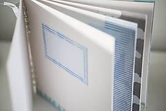 Papiernictvo - Scrapbook album na fotografie  - 9233309_