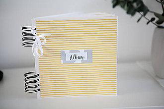 Papiernictvo - Scrapbook album na fotografie - 9233253_