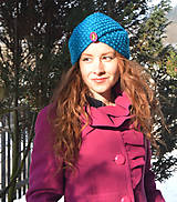 Čiapky - indický turban (6.) - 9231831_