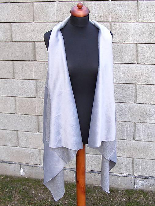 Sivá vesta