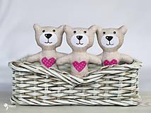 Hračky - malý a milý macko :) - 9233493_