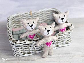 Hračky - malý a milý macko :) - 9233489_