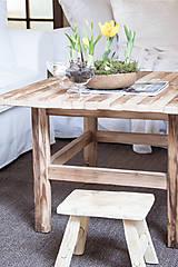 Nábytok - stolček S - 9233809_