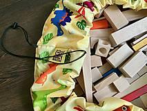 Detské tašky - Hračkovak Dino veľký - 9231288_