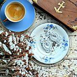 Náušnice - White Crystals - sutaškové náušnice - 9231408_
