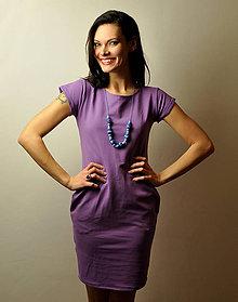 Šaty - Vreckové šaty Violet - 9229038_