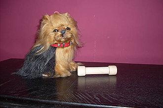 Pre zvieratká - drevený aportík - 9231001_