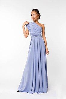 Šaty - Maxi šaty TRANSFORMERS, nevädzové - 9231599_